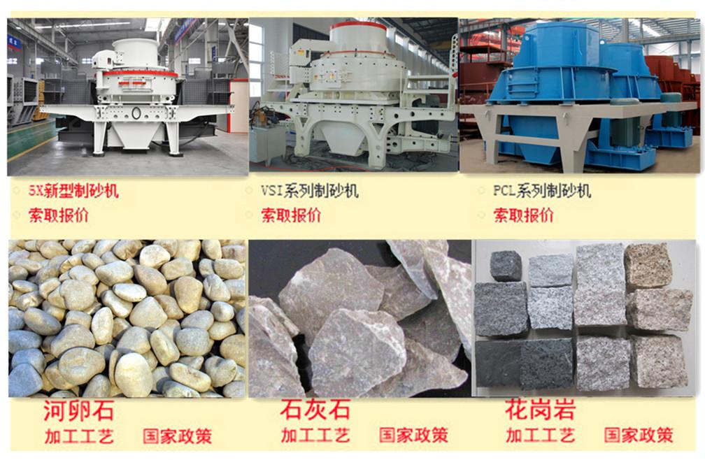 砂石生产线配置