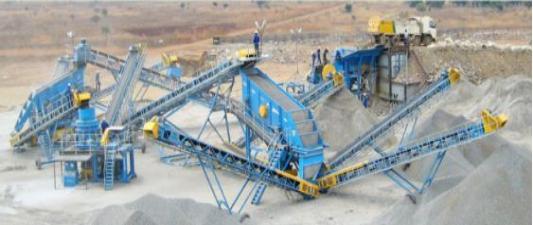 玄武石制砂生产线